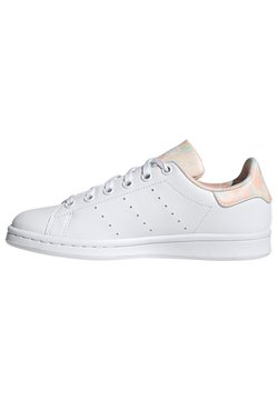 adidas Originals - STAN SMITH UNISEX - Baskets basses - white