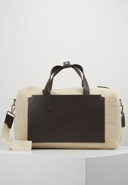 Zign - UNISEX LEATHER - Cabas - natural