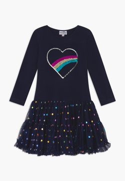 happy girls - Jerseykleid - navy