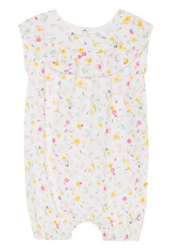 Petit Bateau - Strampler - marshmallow/multicolor