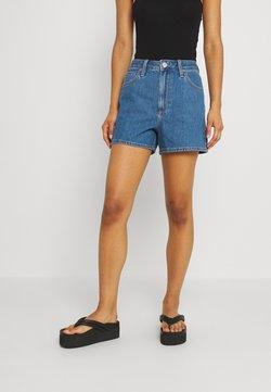 Lee - CAROL  - Jeans Short / cowboy shorts - mid stone