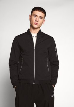 Jack & Jones - JERUSH - Blouson Bomber - black
