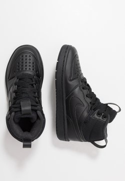 Nike Sportswear - COURT BOROUGH MID 2 - Sneakers hoog - black