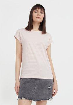 Finn Flare - T-Shirt print - pale pink