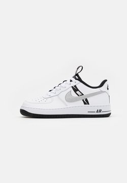 Nike Sportswear - AIR FORCE 1 - Sneakers laag - white/black/reflective silver