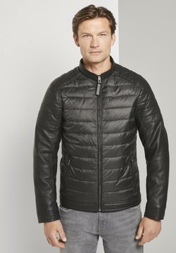TOM TAILOR - Winterjacke - black