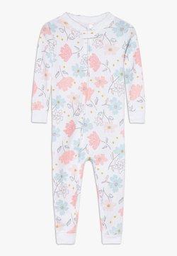 Carter's - ZGREEN BABY - Overall / Jumpsuit /Buksedragter - white