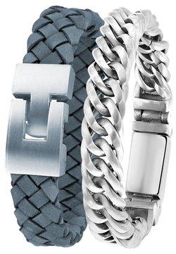 Lucardi - 2 PACK - Armband - blauw