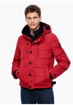 s.Oliver - Winterjacke - red