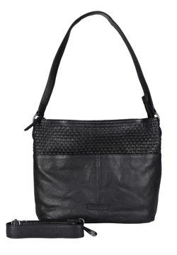 FREDsBRUDER - HOMELY - Handtasche - schwarz