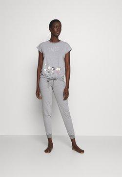 Women Secret - HOME - Pyjama - grey
