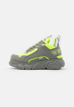Buffalo - CHAI - Sneakers - neon yellow/grey