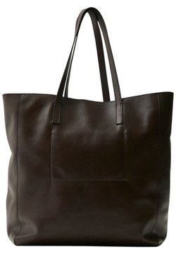 Massimo Dutti - Shopping Bag - brown