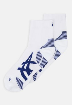 ASICS - CUSHIONING SOCK 2 PACK  - Urheilusukat - brilliant white/blue