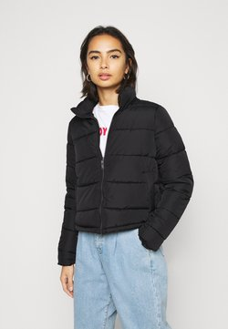 Noisy May Petite - NMCLAUDY JACKET - Winterjacke - black