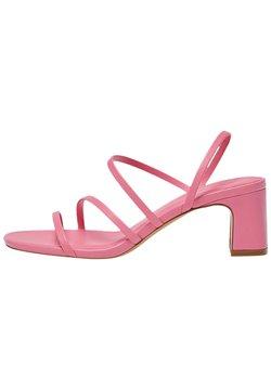 PULL&BEAR - Sandales - pink