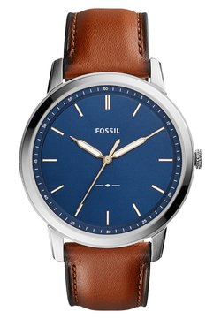 Fossil - THE MINIMALIST  - Montre - braun