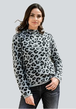 Alba Moda - Sweatshirt - grau,schwarz