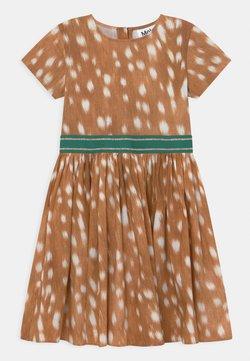 Molo - CANDY - Cocktailkleid/festliches Kleid - brown
