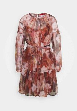 MAX&Co. - ZIRCONE - Day dress - burgundy