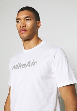 Nike Sportswear - TEE AIR - T-shirt imprimé - white