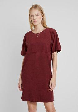 Esprit - DRESS - Robe d'été - bordeaux red