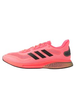 adidas Performance - SUPERNOVA M - Zapatillas de running neutras - signal pink/core black/copper metallic