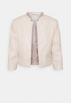 ONLY - ONLKIERA JACKET - Giacca in similpelle - pumice stone