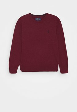 Polo Ralph Lauren - Jersey de punto - vintage port heather