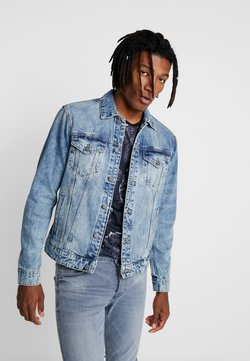 Only & Sons - ONSCOIN TRUCKER  - Denim jacket - blue denim