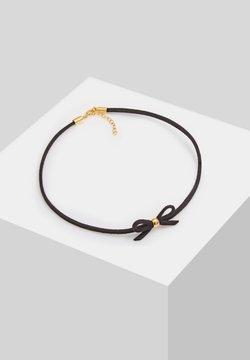 Elli - BOW TIE - Halskette - gold