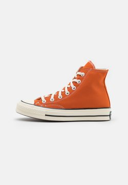 Converse - CHUCK 70 RECYCLED UNISEX - Sneaker high - fire pit/egret/black