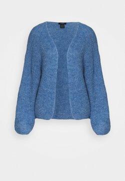 Lindex - CARDIGAN VANESSA - Gilet - light dusty blue