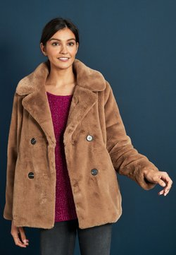 Next - Winterjacke - brown
