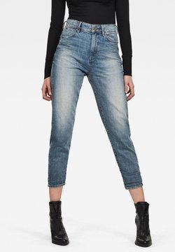 G-Star - JANEH ULTRA HIGH - Jeans Slim Fit - vintage sailor blue