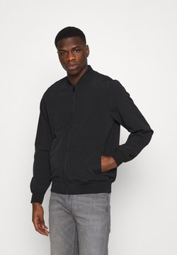 Cotton On - Giubbotto Bomber - textured black