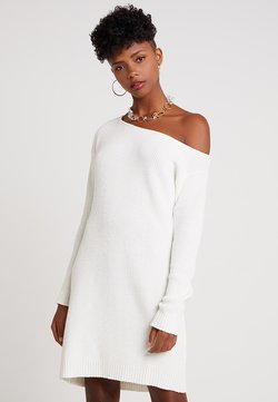 Even&Odd - Strickkleid - offwhite