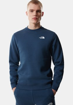 The North Face - Sweatshirt - blue wing teal