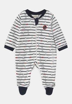 Jacky Baby - OCEAN CHILD - Grenouillère - dark blue/white