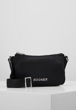 Bogner - KLOSTERS SHOULDERBAG - Umhängetasche - black