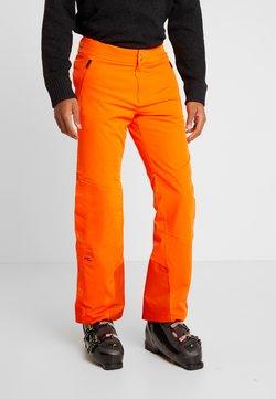 Kjus - MEN FORMULA PANTS - Täckbyxor - orange