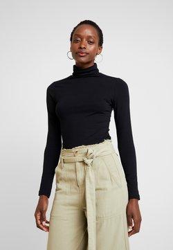 Anna Field - BASIC - Maglietta a manica lunga - black