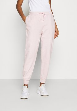 Topshop - ACID WASH JOGGER - Jogginghose - pink