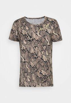 Liu Jo Jeans - MODA - T-Shirt print - beige