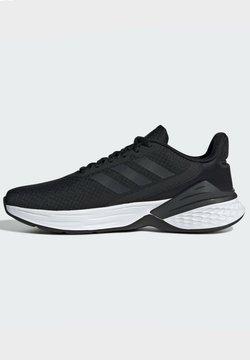 adidas Performance - RESPONSE  - Juoksukenkä/vakaus - black
