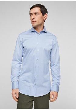s.Oliver BLACK LABEL - Hemd - white/light blue stripes