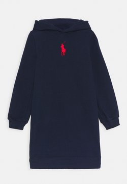 Polo Ralph Lauren - HOOD DRESS - Freizeitkleid - french navy
