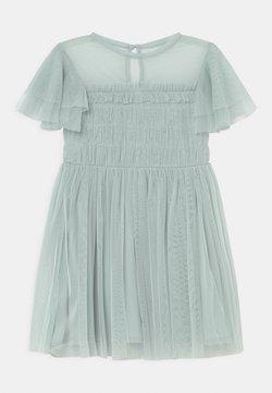 Anaya with love - GATHERED BODICE RUFFLE DRESS - Cocktailkleid/festliches Kleid - pale blue