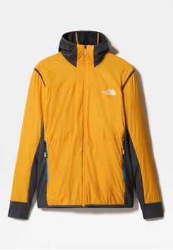The North Face - M SPEEDTOUR ALPHA HOODIE JACKET - Blouson - summit gold/vanadis grey