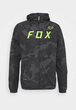 Fox Racing - MOTH CAMO WINDBREAKER - Windbreaker - black